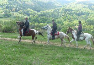 Конна езда в Рила хотел Ела