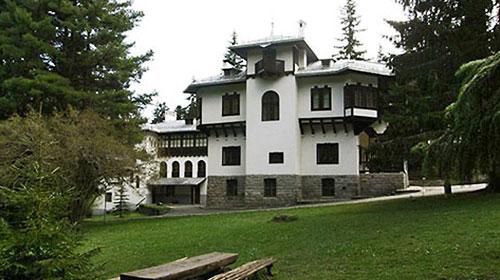 Tsarska Bistritsa complex