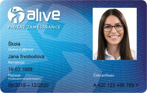 AliveCard