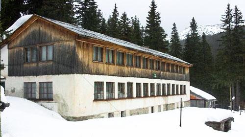 Maritsa hut in Rila