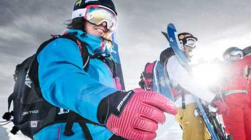 Ski & Snowboard rental center