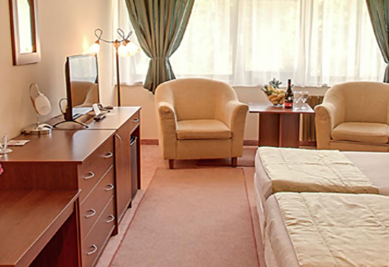 Двойна стая стандартна Хотел Ела