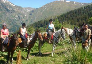 HorseRigingRilaMountainHotelEla