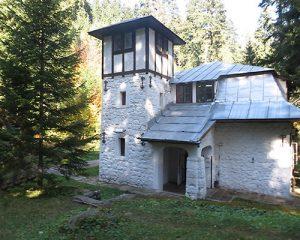 Действаща Електрическа централа Сименс в Царска Бистрица