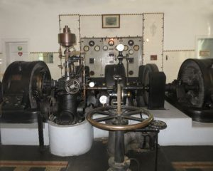 Оборудване в действаща Електрическа централа Сименс в Царска Бистрица