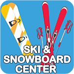 Ски и сноуборд под наем икона