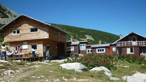 Musala Hut in Rila