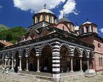 Central Church Rilski Monastery