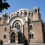 Св. Седмочисленици, София Sv Sedmochislenitsi Sofia Bulgaria