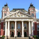 Theatre Ivan Vazov Sofia Bulgaria