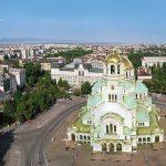 Sv Alexander Nevski Cathedral Sofia Bulgaria