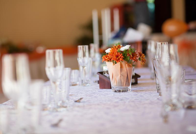 WeddingTableHotelElaBorovets
