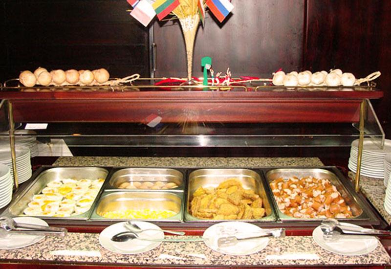 Ресторант на хотел Ела, Боровец