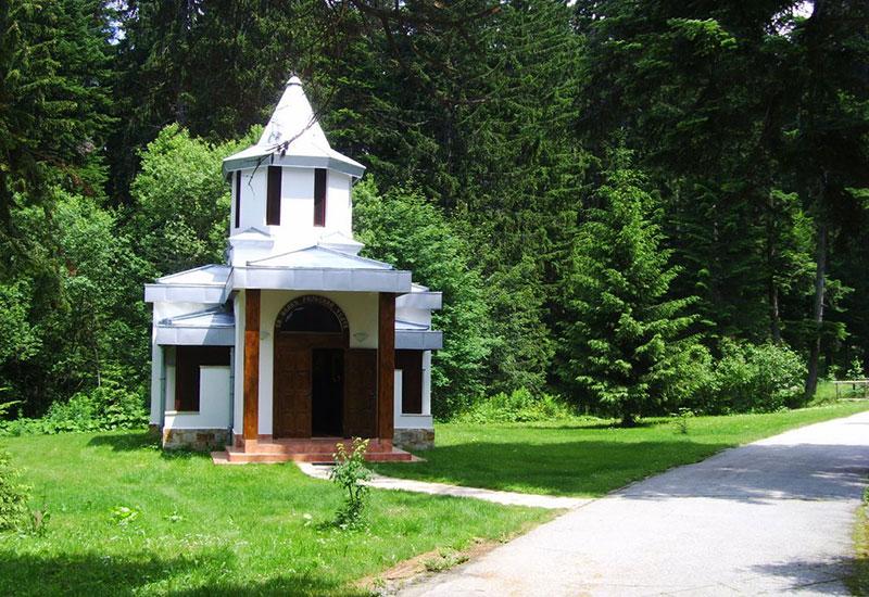 TempleTsarskaBistritsaHotelEla